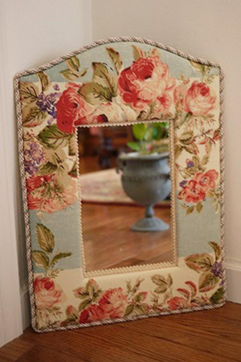 カルトナージュに鏡を使用した事例-7