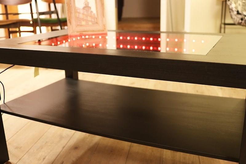インフィニティミラーでテーブルを製作した事例(5)