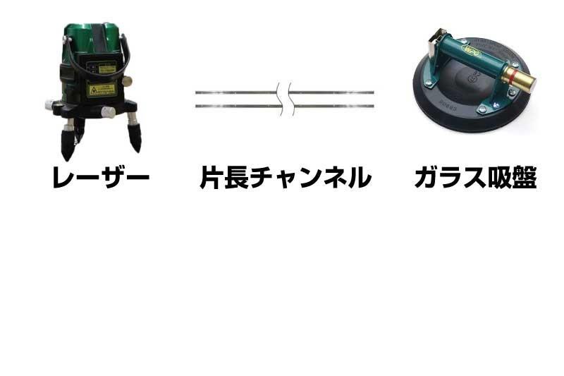 プロが使う3つの道具