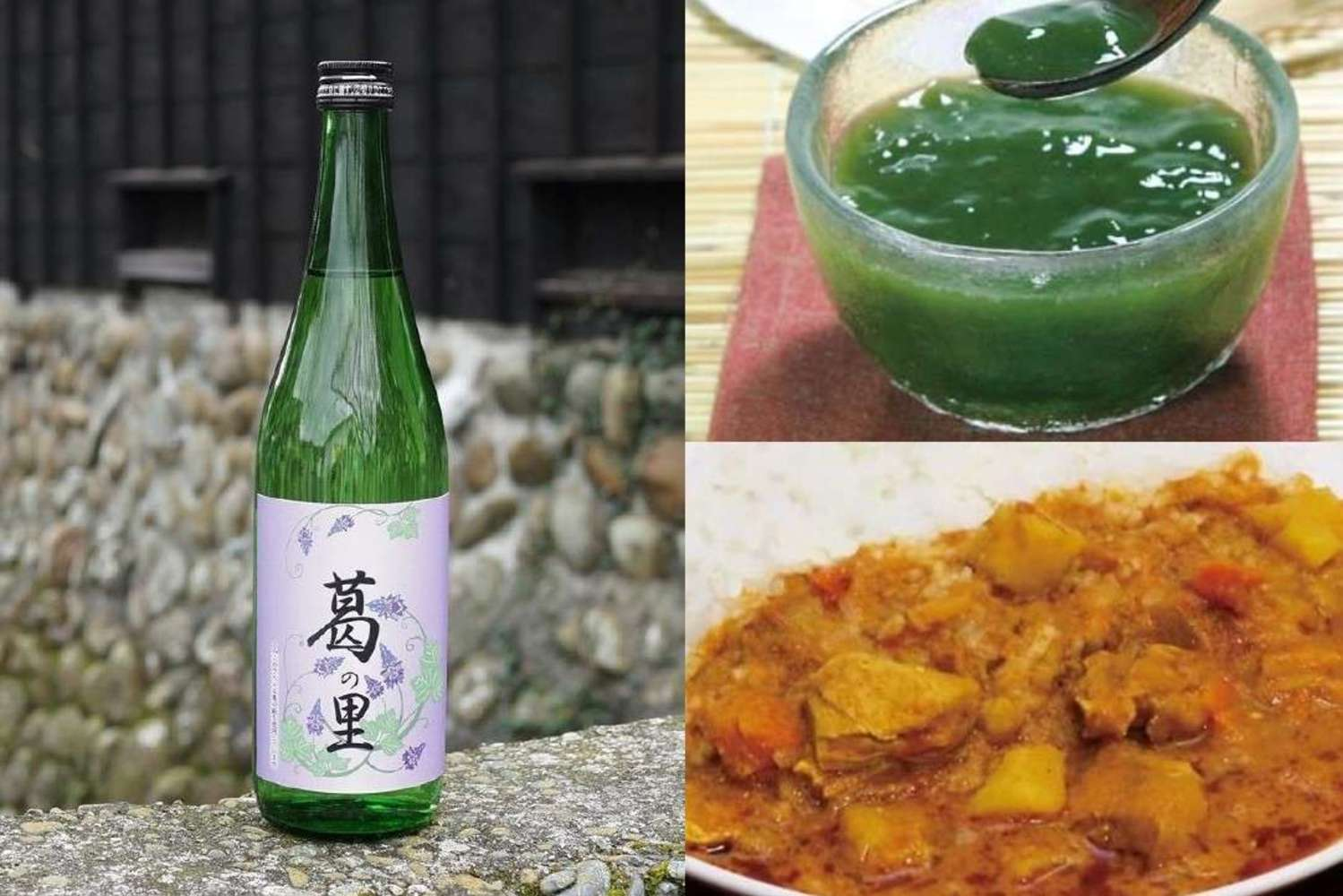 "New product using traditional industry ""kudzu"" of Kakegawa comes up one after another"