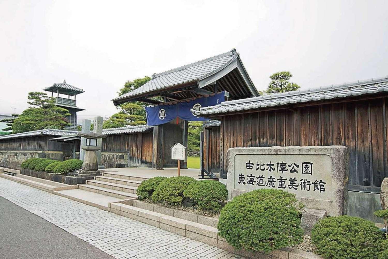 Yui, Kanbarahigashi coastal highway history walk