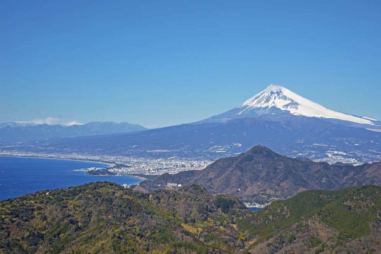 與四季各有特色的自然的調和精彩! 伊豆之國市的富士山觀點點