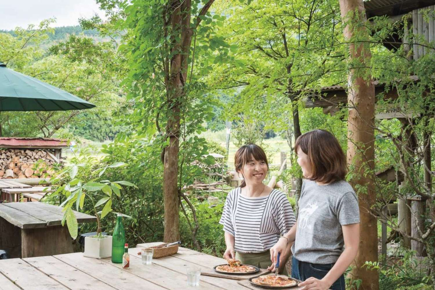 Three selections of experience-based spots only by natural rich Izu-city