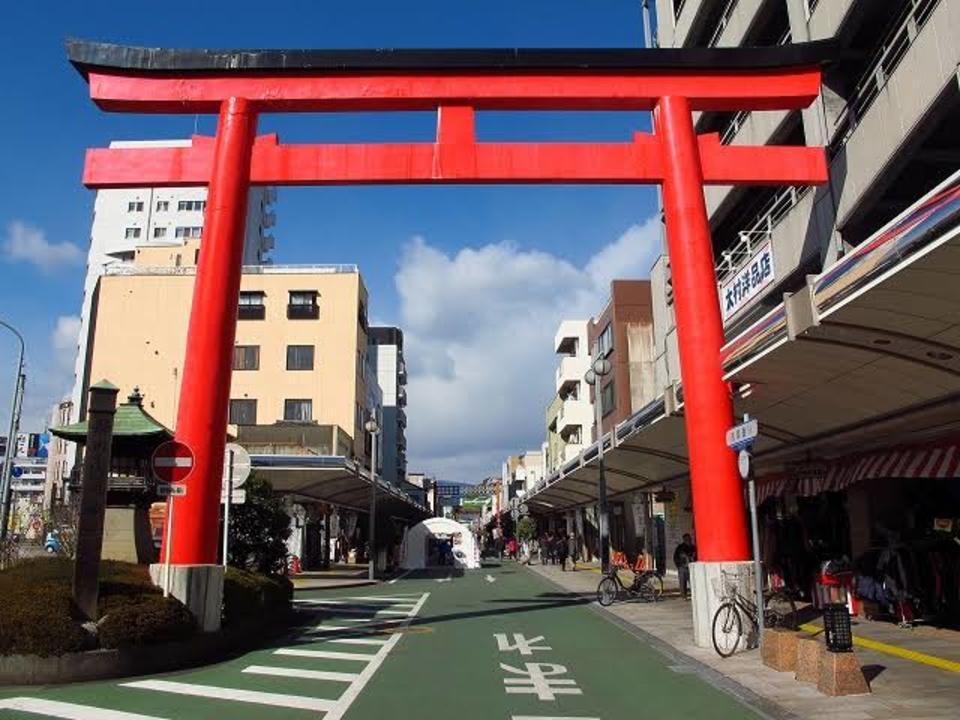 [introduction of Asama Street mall by student of Shizuoka] Let's go round Asama Street malls after Shizuoka Asama Shrine worship!