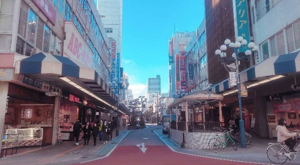 [introduction of Konnyacho street of well-known stores by student of Shizuoka] ... Konnyacho street of well-known stores instagenic special feature! ...
