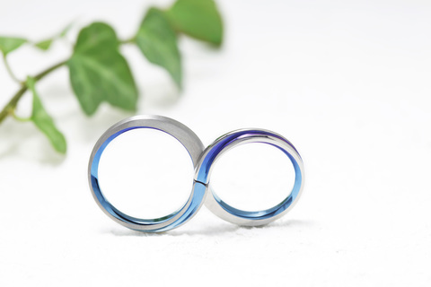 SORA wedding ring LEMNISCATE lemniscate