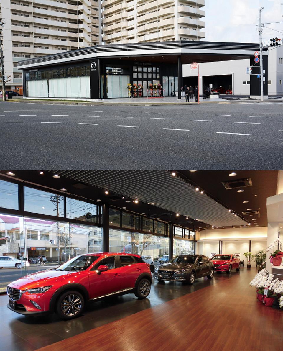 Shizuoka Mazda Motor Co, Ltd Shizuoka Ikeda Toko