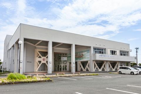 Osuka center public hall
