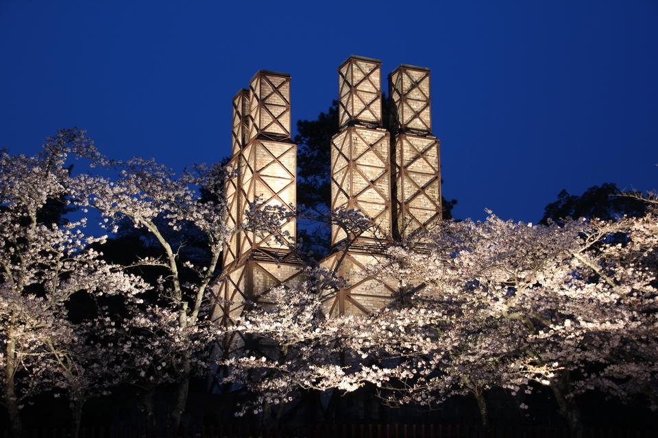 World heritage Nirayama reverberatory furnace
