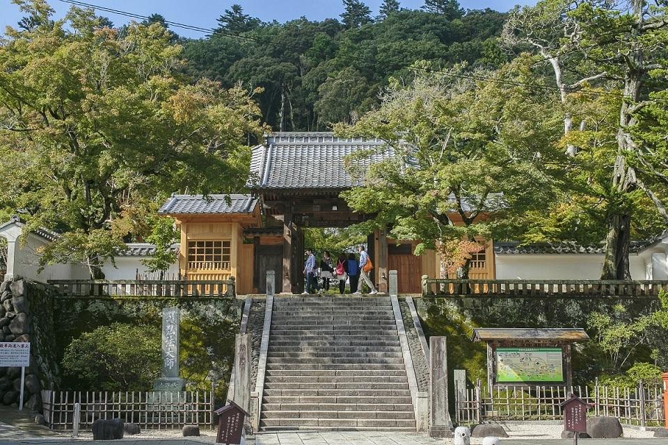 Đền fukuchiyama Shuzenji