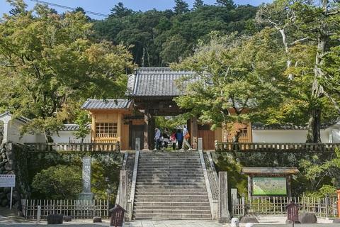 Kuil Fukuchiyama Shuzenji