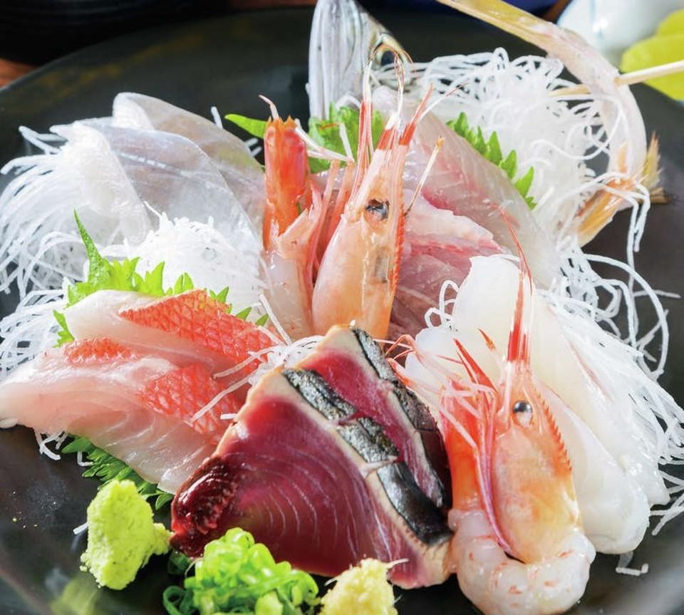 Numazu Uoichiba restaurant