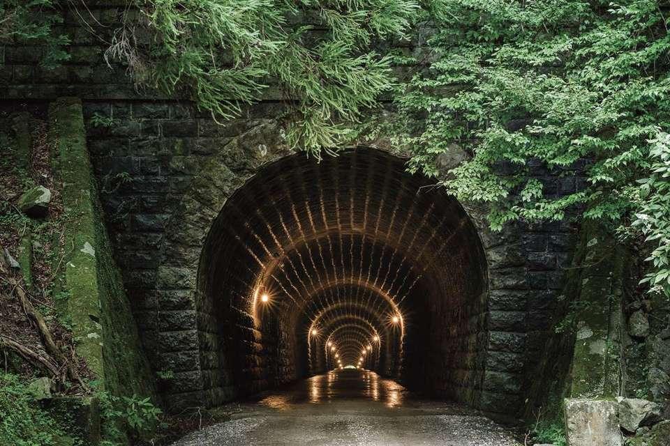 Đường hầm Amagi cũ
