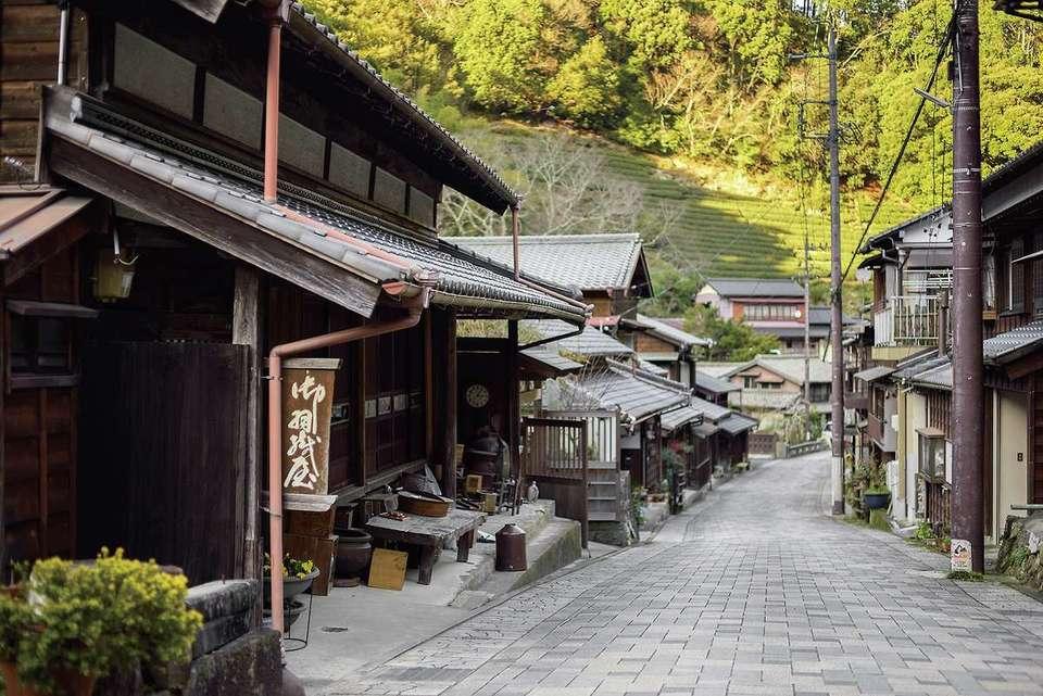 Communities of Utsunoya