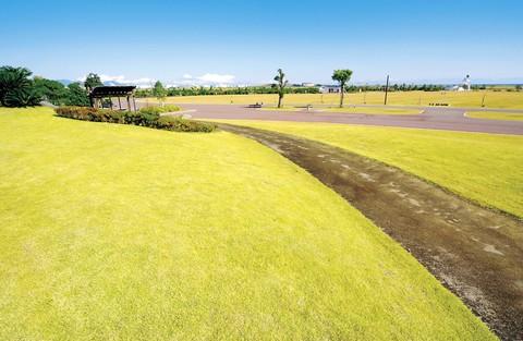 Yoshida Park under prefectural management