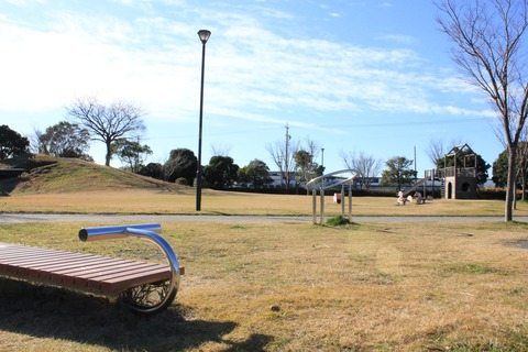 West shrine park