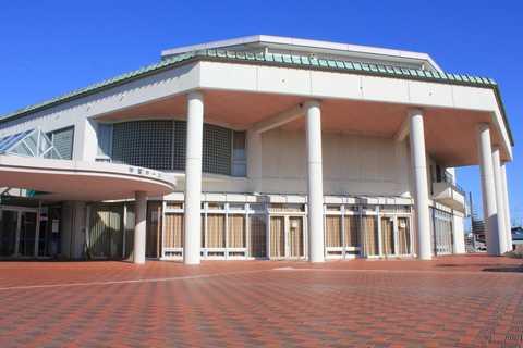 Yoshida-cho learning hall (1F seat entrance)