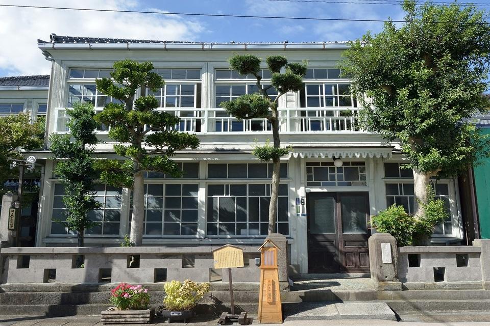 บ้านอิกะระชิ (คลีนิคทันตกรรมอิกะระชิเก่า) เก่า