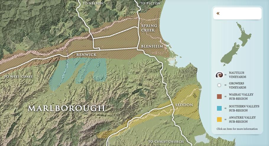Afbeeldingsresultaat voor wairau valley en awatere valley