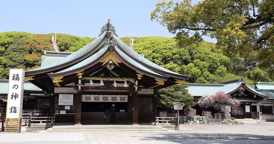 歴史と由緒ある真清田神社