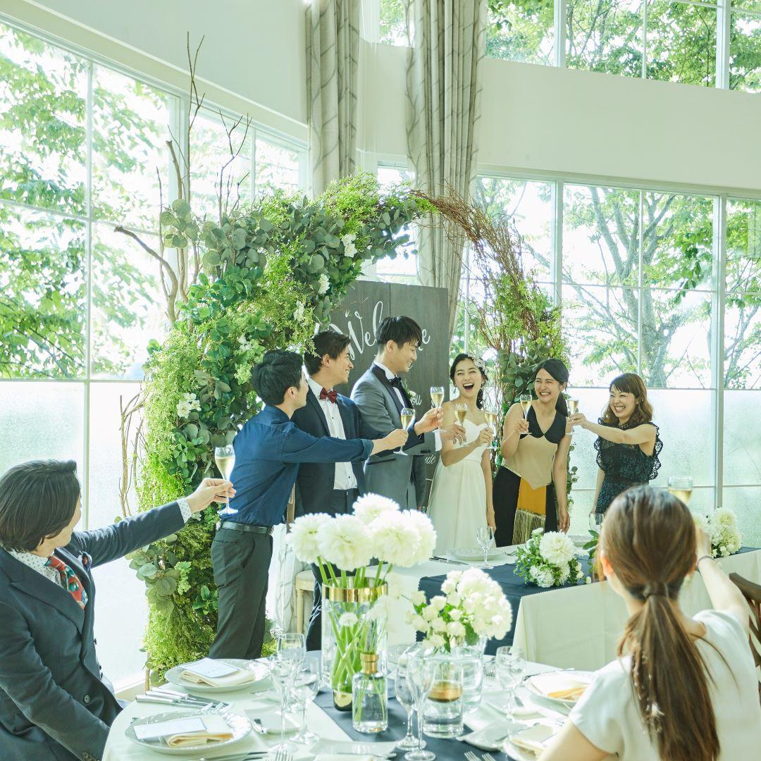 【全館開放◆お盆BIG】森の邸宅&ガーデン体験×2.8万円コース