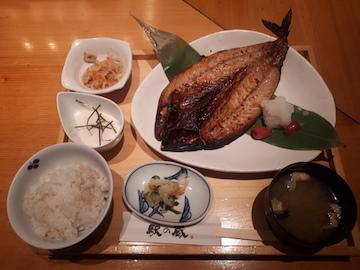 魚焼き膳1