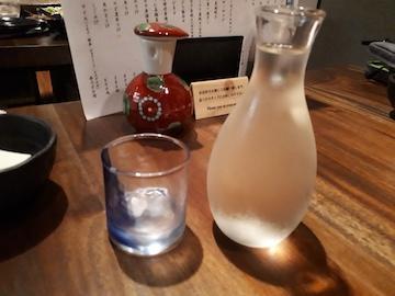お通し・酒3