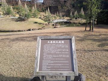 玉泉院丸庭園5
