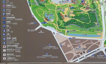 園内案内図1