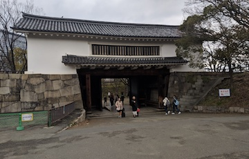 梅林から京橋口1