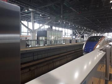 東京駅へ1