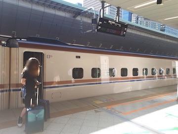 東京駅へ7
