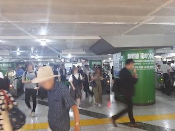 東京駅へ8