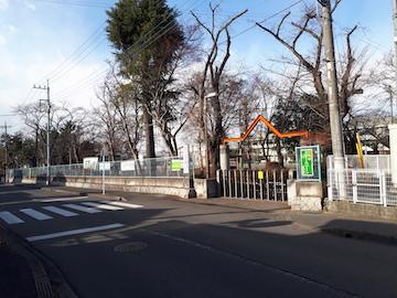 JR宇都宮駅東口へのアクセス2