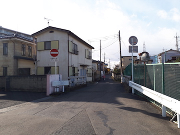 JR宇都宮駅東口へのアクセス3
