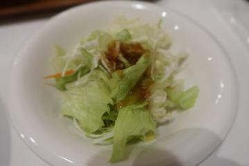 ベーコンと季節の野菜のクリームソース2