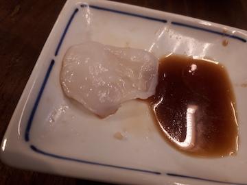 刺身盛り(ミズタコ)