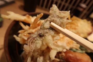 とやまスペシャル天丼4