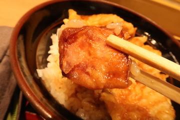 ぶり天丼4
