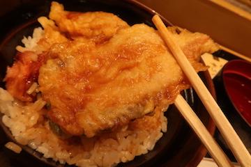ぶり天丼3