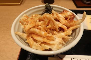 白えび天丼2