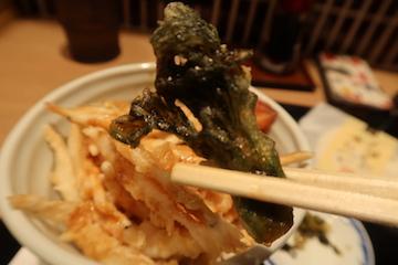 白えび天丼5