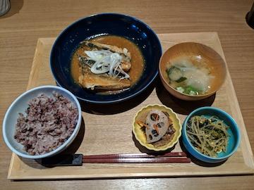 鯖の味噌煮1