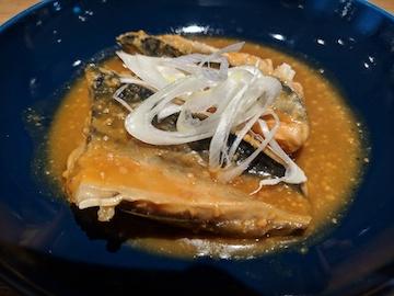鯖の味噌煮3