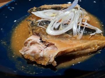 鯖の味噌煮4