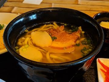 沖縄そば定食3