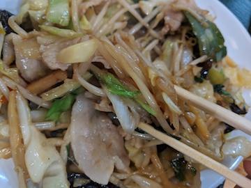 肉野菜炒め2