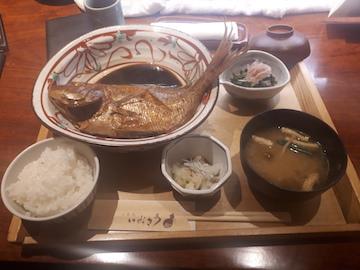 鮮魚煮付け御膳1