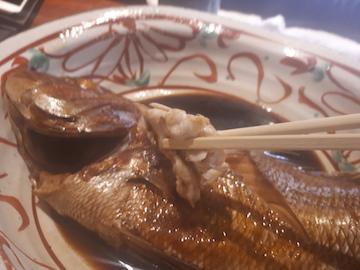 鮮魚煮付け御膳3