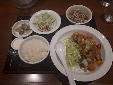 キンシャリ定食1